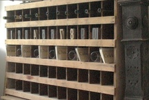 Shelves / by Halldóra Hafdís Arnardóttir