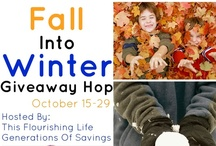 Fall Into Winter Giveaway Hop / by Erica {This Flourishing Life}