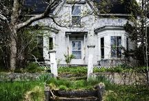 Homes without people / Abandoned homes, buildings, etc / by Heather Opay