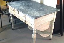 Tables-2 / by Halldóra Hafdís Arnardóttir