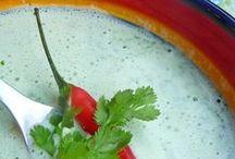 Soupes / Toutes mes soupes et celles que j'ai trouvées sur le net et que j'ai envie de tester / by Cocinera Loca