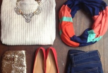 Clothes & Outfits / by Cristin Monaghan