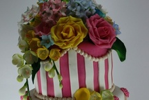 Cake inspiration / Beautiful Cakes / by Jennifer Pennington