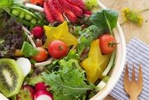 A-Paleo Salads/Dressings/dips/sauces / by Cindy Benton Vandegrift