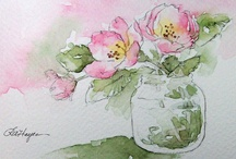 Watercolor / Gorgeous watercolour works of art. / by Marja Schwedler