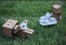 Tea Cups n Tea Pots / Anyone for a Tea Party? / by Claire Isabel