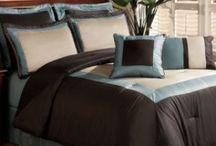 Bedroom Inspiration / 'Cuz it's where the magic happens! / by Olivia Bridges