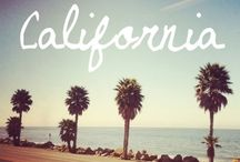 Crazy 'Bout California / I lived in California for a while and miss it terribly.  / by Judy P