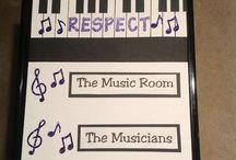 Charles Classroom / Elementary music classroom ideas / by Olivia Bridges