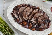 Easter Recipes / by Andrew Zimmern