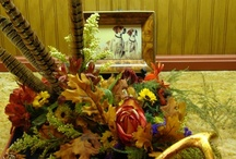 Table decor / by Rita Schimpff