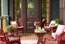 Verandas / Sweet Tea Lifestyle / by Rita Schimpff