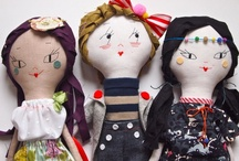 Dolls / by PRIK......... Annette Nymark