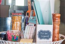 Home Organization / by Amy Robles