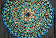 The Fiber Artist / Crochet, weaving, & knitting patterns & inspiration. / by Marizabeth