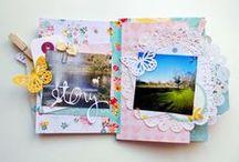 Art Journaling Inspiration / by Jeanene Gioscia-Heuseveldt