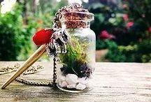 Garden Inspired Jewelry / Inspired by anything garden!  / by Garden Design