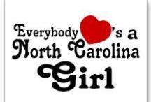 North Carolina / by Shannon Lackey