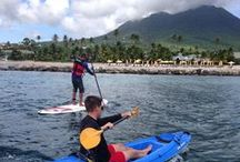 Get Wet or Stay Dry / Our Favorite Land & Water Activities/Sports / by Four Seasons Resort Nevis, West Indies