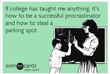 True College Life / by BookRenterUNH