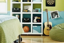 Creative and Fun Kids Rooms / by Brea Moser-Anderson