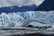 Icy Terrain / by wunderground.com