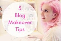 Blog love / All those blogging tips, how to's and classes!  / by I Love Crafty