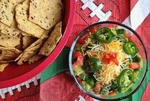Football Party & Recipes / by Jennifer Monroe