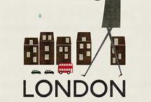 .london calling. / by Manoela Ebert