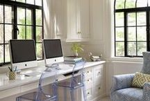 Home Offices Big & Small / by GiftSolutionsEtc