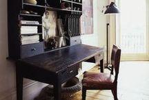Working it / Gorgeous workspaces. / by Marjut Mutanen