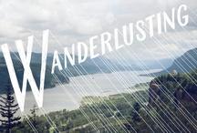 Wanderlusting / by Jamala Johns