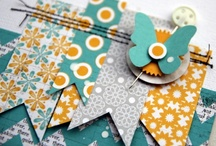 Scrapbook Embellishments / by Melissa Bell