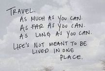 Places I want to go / by Jennifer Knight