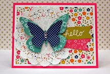 Cards- Butterfly / by Melissa Bell