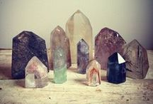Crystals, Gems & Minerals / by Jamala Johns