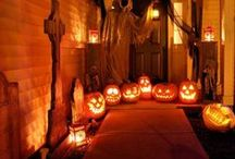 Halloween Front Porches / All the spooky, fun, trick and treat decor ideas for your Stapleton front porch! / by StapletonDenver