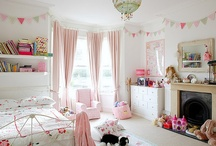 Children's Bedrooms / by Diana {the girl creative}
