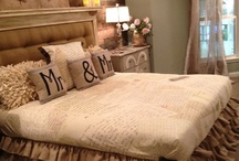 Master Bedroom Inspiration / by Diana {the girl creative}