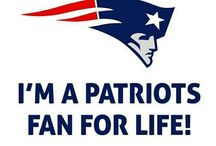 New England Patriots / by Roxanne Gardipe