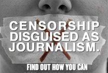 Stop Censoring the News / by Media Research Center