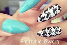 My Nails / http://prettynailswag.tumblr.com / by Pretty Nail Swag