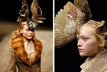 Millinery millinery millinery / Millinery inspiration - Victoriana, gothic, structural, architectural and/or dramatic millinery  / by Vivienne Morgan Millinery