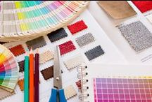 """Stuff from an Interior Design Student ✑ / Rules of Design, Fabrics &Colors For Class Work. Sharing with you what an Interior Design Student learns along the way.  """"I started this career because I loved doing houses. I'd done three of my own and I couldn't keep on moving my family all the time, so I decided to decorate other people's homes and buildings"""". ~Dorothy Draper  / by ৳ina"""
