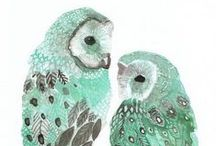 Crafts - Owls / by Loni Stevens