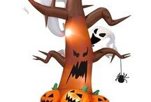 Halloweeniee:))) / by Stephiee Cervantes