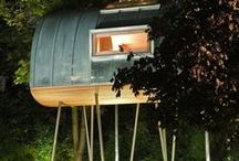 Tree Houses / by Imagine Childhood