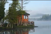 Adirondacks / Everything is better in the Adirondacks / by Fulton Lakes