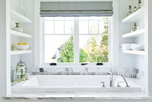 Bath rooms / by Brandy