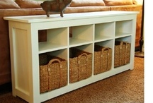 Furniture Ideas / by Brandy